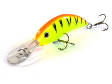 воблер /FISH LURE/ Bait Plus 65мм 7.5гр. загл.1м color-27 51300-122