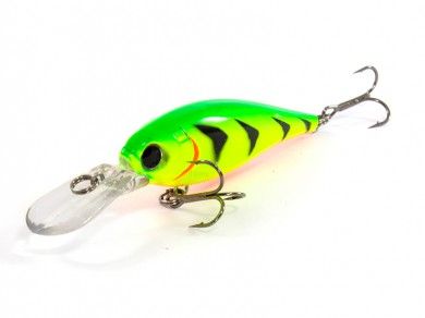 воблер /FISH LURE/ Bait Plus 70мм 8,5гр. загл.0,8м color-3 51300-131