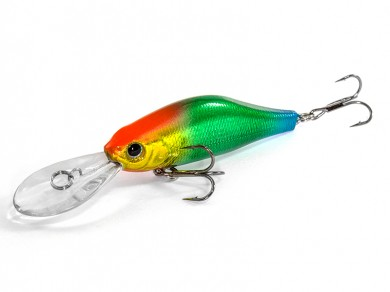 воблер /FISH LURE/ Bait Plus 70мм 7гр. загл.1м color-45 51300-96