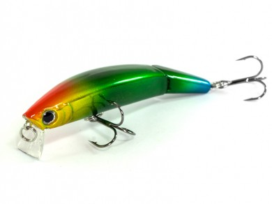 воблер /FISH LURE/ Bait Plus 100мм 13гр. загл.1м color-45 51300-130