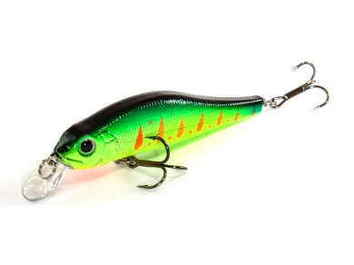 воблер /FISH LURE/ Bait Plus 80мм 6гр. загл.0,8м color-33 51300-69
