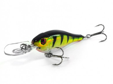 воблер /FISH LURE/ Bait Plus 60мм 5гр. загл.2м color-73 51300-61