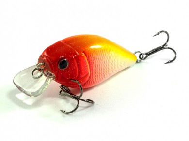 воблер /FISH LURE/ Bait Plus 50мм 8,7гр. загл.0.5м color-18 51300-116