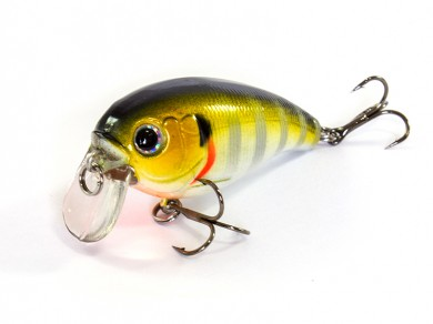 воблер /FISH LURE/ Bait Plus 50мм 7гр. загл.0.8м color-1 51300-47