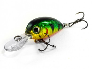 воблер /FISH LURE/ Bait Plus 40мм 3.5гр. загл.1м color-2 51300-98