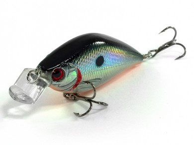 воблер /FISH LURE/ Bait Plus 52мм 7,5гр. загл.0.5м color-49 51300-127