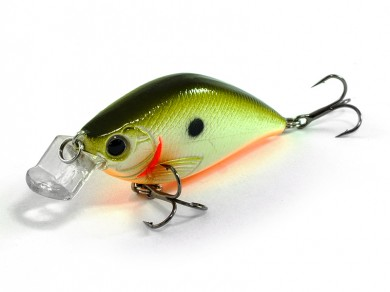 воблер /FISH LURE/ Bait Plus 52мм 7,5гр. загл.0.5м color-11 51300-127
