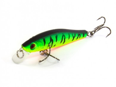 воблер /FISH LURE/ Bait Plus 55мм 2,3гр. загл.0.5м color-21 51300-117
