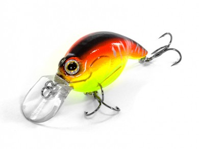 воблер /FISH LURE/ Bait Plus 55мм 8гр. загл.0,8м color-23 51300-48