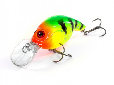 воблер /FISH LURE/ Bait Plus 55мм 8гр. загл.0,8м color-50 51300-48