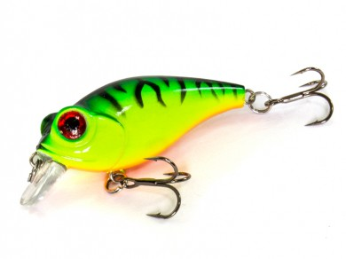 воблер /FISH LURE/ Bait Plus 48мм 5.6гр. загл.0.5м color-32 51300-111