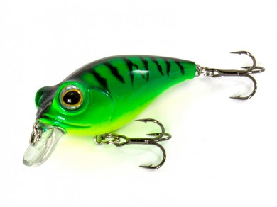 воблер /FISH LURE/ Bait Plus 48мм 5.6гр. загл.0.5м color-13 51300-111