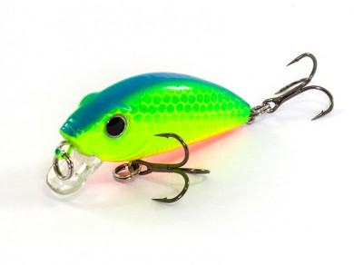 воблер /FISH LURE/ Bait Plus 45мм 4гр. загл.0.5м color-20 51300-42