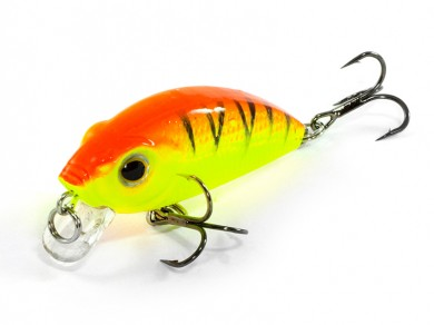 воблер /FISH LURE/ Bait Plus 45мм 4гр. загл.0.5м color-27 51300-42
