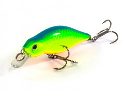 воблер /FISH LURE/ Bait Plus 45мм 1.9гр. загл.0,5м color-20 51300-109