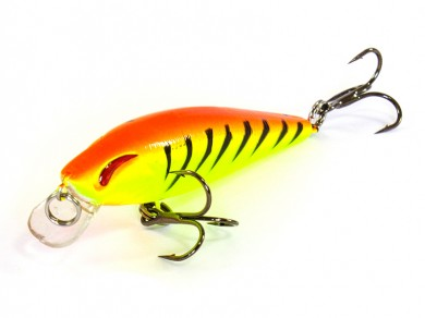 воблер /FISH LURE/ Bait Plus 55мм 3гр. загл.0.8м color-28 51300-65