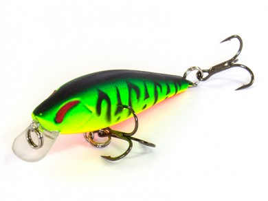 воблер /FISH LURE/ Bait Plus 55мм 3гр. загл.0.8м color-56 51300-65