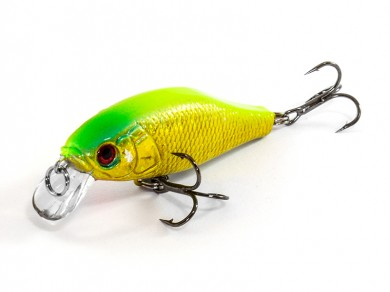 воблер /FISH LURE/ Bait Plus 45мм 3,9гр. загл.0,5м color-94 51300-112