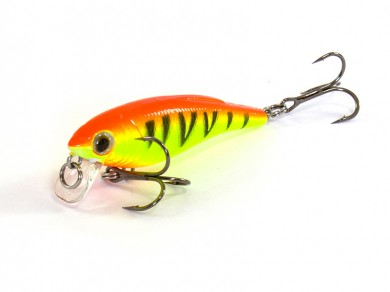 воблер /FISH LURE/ Bait Plus 55мм 3гр. загл.0.8м color-27 51300-5