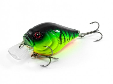 воблер /FISH LURE/ Bait Plus 45мм 5гр. загл.0.8м color-21 51300-52