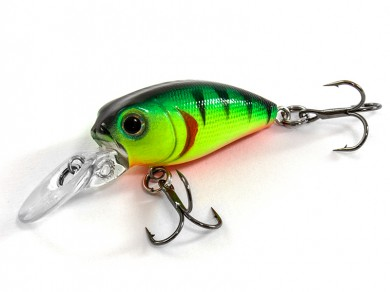 воблер /FISH LURE/ Bait Plus 47мм 2.6гр. загл.0.8м color-43 51300-99