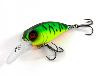 воблер /FISH LURE/ Bait Plus 47мм 2.6гр. загл.0.8м color-21 51300-99