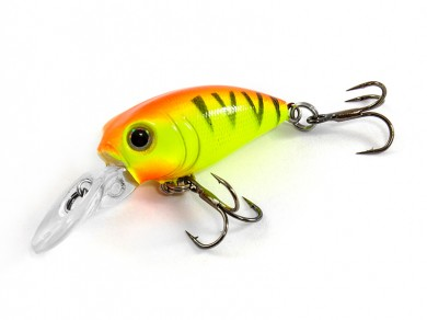 воблер /FISH LURE/ Bait Plus 47мм 2.6гр. загл.0.8м color-27 51300-99