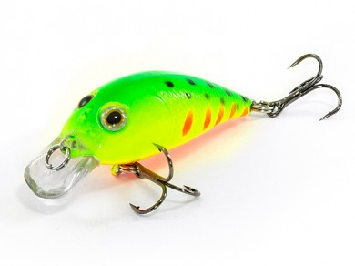 воблер /FISH LURE/ Bait Plus 45мм 5гр. загл.0.8м color-31 51300-44