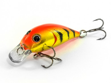 воблер /FISH LURE/ Bait Plus 45мм 5гр. загл.0.8м color-9 51300-44