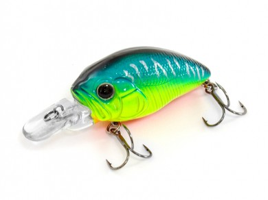 воблер /FISH LURE/ Bait Plus 65мм 9,8гр. загл.0.5м color-41 51300-106