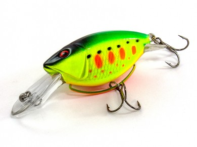 воблер /FISH LURE/ Bait Plus 50мм 8гр. загл.0.8м color-31 51300-124