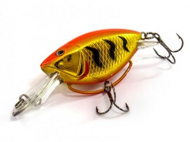 воблер /FISH LURE/ Bait Plus 50мм 8гр. загл.0.8м color-9 51300-124