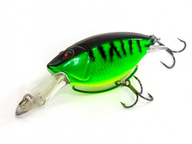воблер /FISH LURE/ Bait Plus 50мм 8гр. загл.0.8м color-13 51300-124