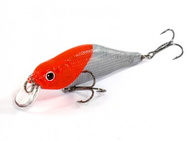 воблер /FISH LURE/ Bait Plus 70мм 8гр. загл.0.5м color-17 51300-104
