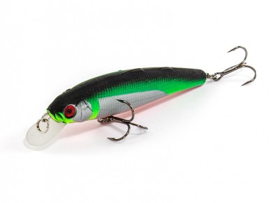 воблер /FISH LURE/ Bait Plus 75мм 7гр. загл.1м color-54 51300-82