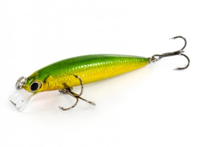 воблер /FISH LURE/ Bait Plus 70мм 5гр. загл.0.8м color-47 51300-17