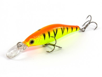 воблер /FISH LURE/ Bait Plus 65мм 6гр. загл.0.8м color-24 51300-8