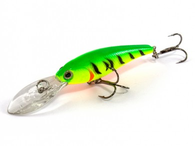 воблер /FISH LURE/ Bait Plus 60мм 6гр. загл.2м color-30 51300-1