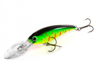 воблер /FISH LURE/ Bait Plus 60мм 6гр. загл.2м color-33 51300-1