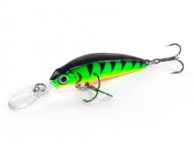 воблер /FISH LURE/ Bait Plus 55мм 4гр. загл.1м color-43 51300-88
