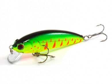 воблер /FISH LURE/ Bait Plus 70мм 7гр. загл.0.8м color-33 51300-19