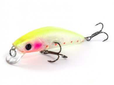 воблер /FISH LURE/ Bait Plus 75мм 10гр. загл.0.8м color-25 51300-94