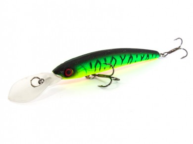 воблер /FISH LURE/ Bait Plus 95мм 12гр. загл.2м color-21 51300-13