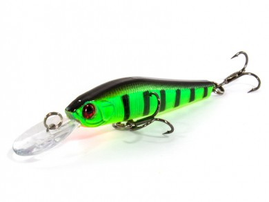 воблер /FISH LURE/ Bait Plus 75мм 2,9гр. загл.0.8м color-40 51300-101
