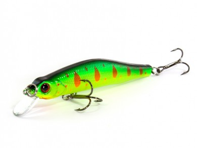 воблер /FISH LURE/ Bait Plus 80мм 7гр. загл.0.8м color-33 51300-92