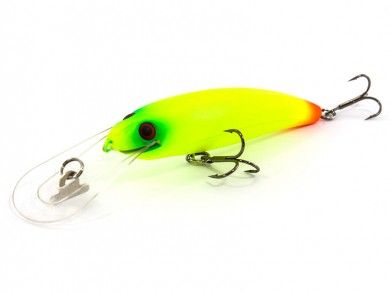 воблер /FISH LURE/ Bait Plus 90мм 10гр. загл.2м color-22 51300-74
