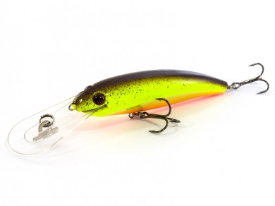 воблер /FISH LURE/ Bait Plus 90мм 10гр. загл.2м color-46 51300-74