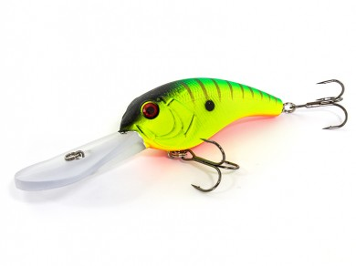 воблер /FISH LURE/ Bait Plus 80мм 25гр. загл.2,5м color-37 51300-67
