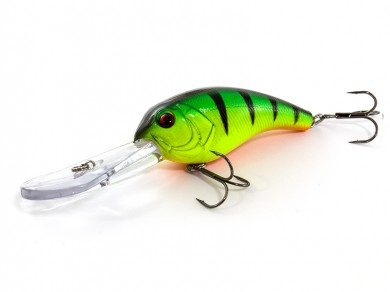 воблер /FISH LURE/ Bait Plus 80мм 25гр. загл.2,5м color-15 51300-67