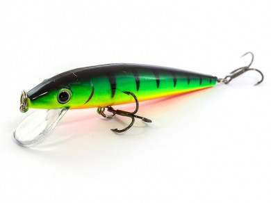 воблер /FISH LURE/ Bait Plus 90мм 10гр. загл.0.8м color-43 51300-30